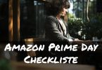 Amazon Prime Day Checkliste