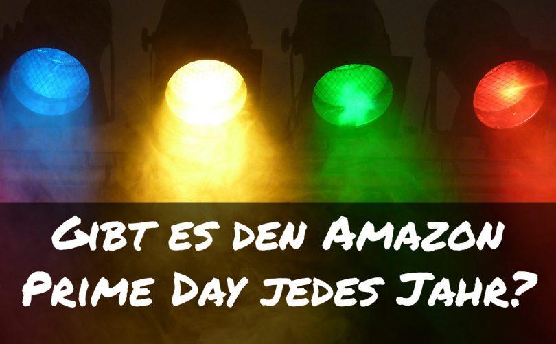 Gibt es den Amazon Prime Day jedes Jahr?