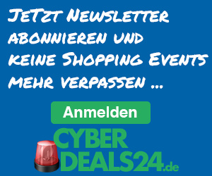 Shopping Event Newsletter