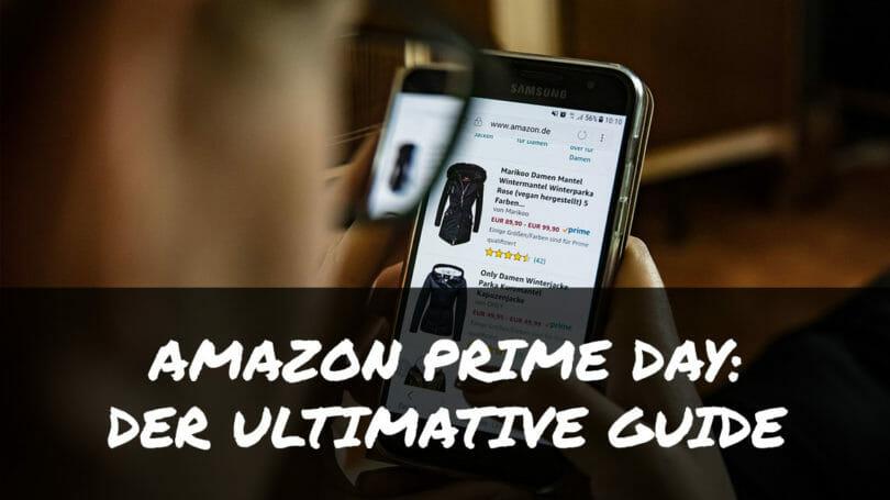 Prime Day Anleitung